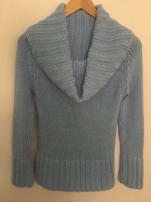 Pimkie Maglione lavorato a maglia azzurro