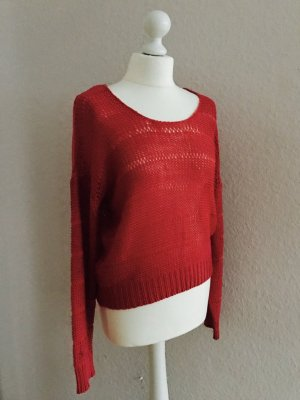 Pullover in pink, Gr. 38