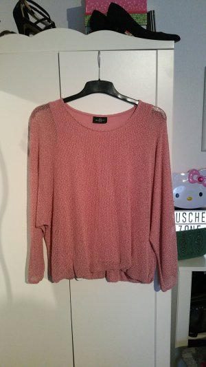 Pullover in Rosa 36/38