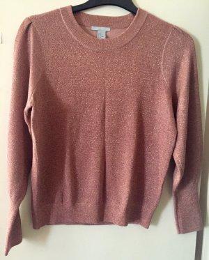 Pullover in rosé/apricot Farben