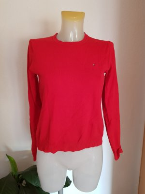 Pullover in rot