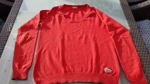 Pullover in rot von Napapijri Gr. L