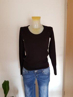 Pullover in schwarz von edc