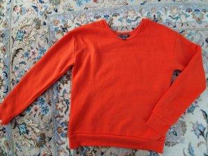Pullover in Trendfarbe