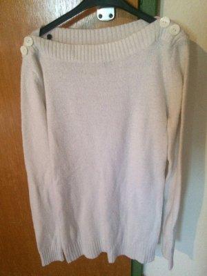 Pullover in weiß von Colloseum