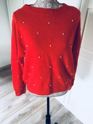 Pullover in XL-Look