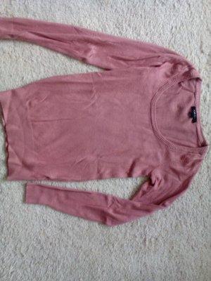 Pullover in zartem Pastellton