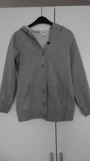 Pullover/Jacke in Grau