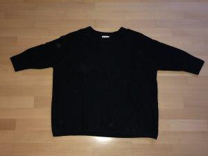 Pullover Jacqueline de Yong schwarz in Größe S