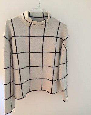 Pullover Karo von sweewë, Größe M