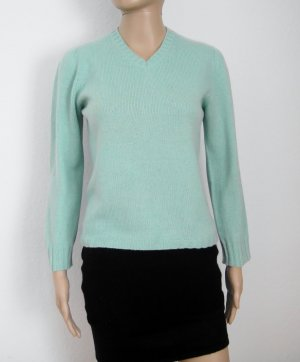 Pullover Kaschmir Cashmere Tiffany Blue Farbe
