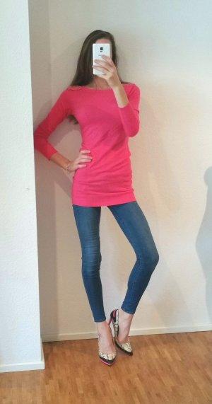 Pullover kaschmir long pulloverkleid