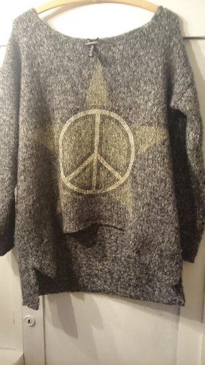 key largos girls Sweater multicolored