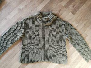 Pullover khaki von Pieces *neu* Größe XL
