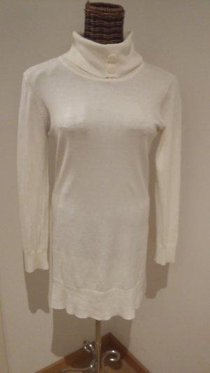 Apanage Robe pull blanc cassé