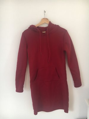 Long Sweater bordeaux