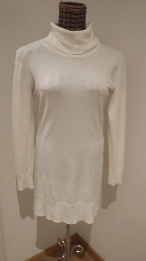Apanage Sweater Dress natural white