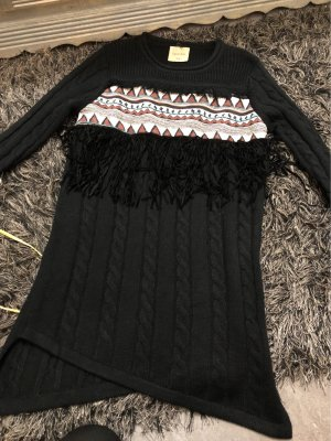 Sweet Miss Abito maglione multicolore