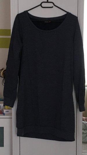Pullover-Kleid dunkelblau