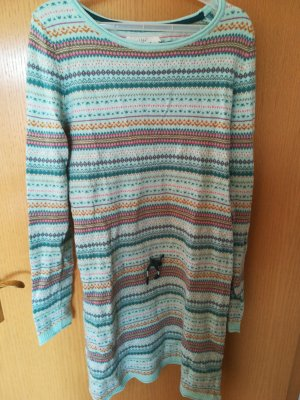 H&M L.O.G.G. Vestido tipo jersey multicolor