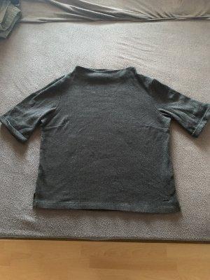 Opus Sweater met korte mouwen veelkleurig
