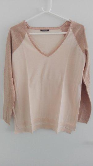 Pullover lachsfarben von Promod