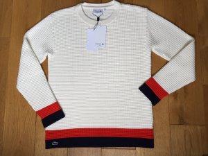 Pullover Lacoste, Größe 40, 100% Baumwolle