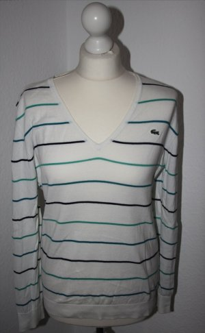 Pullover Lacoste weiß 40/L