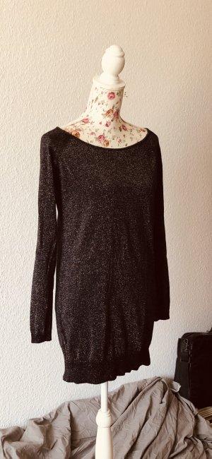 Prego Abito maglione nero-argento