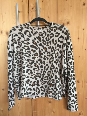 Pullover Leopardenmuster