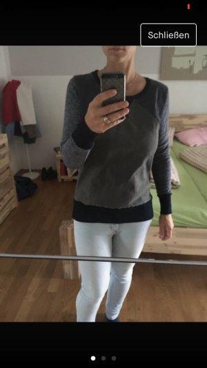 Liebeskind Sweater anthracite-dark blue