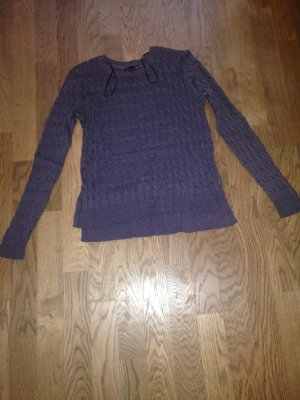 Pullover lila Grösse XS