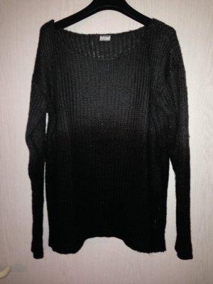 Pullover *M* grau-schwarz