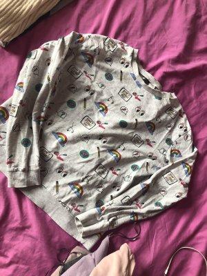 Jersey largo multicolor
