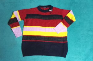 FB Sister Fleece Jumper multicolored
