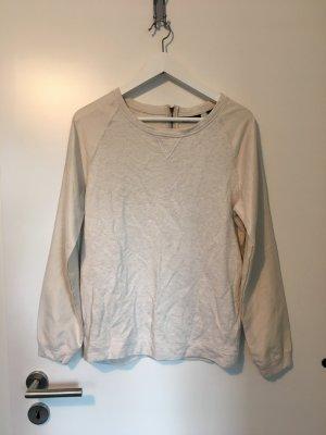 Pullover mit 2 Verschiedenen Stoffen