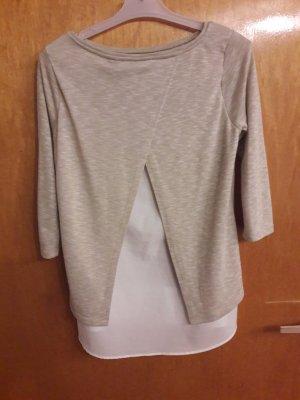 Pullover mit aufregendem Rücken