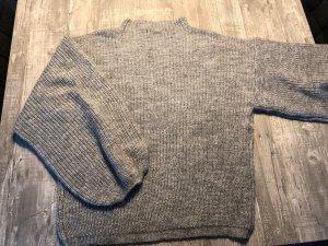 Pullover mit Ballon/Puff- Ärmeln, Größe XS