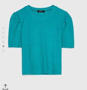 Bershka Sweater Twin Set cadet blue