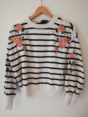 Topshop Kimono Sweater multicolored