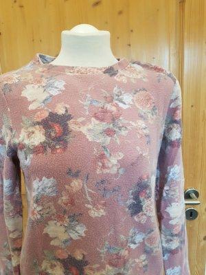 Pullover mit Blumenmuster letzte Preissenkung
