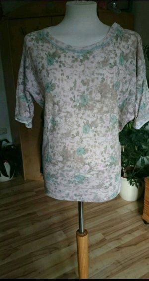 Pullover mit Blumenmuster letzte Reduzierung