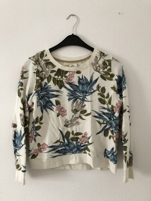 Pullover mit Blumenprint