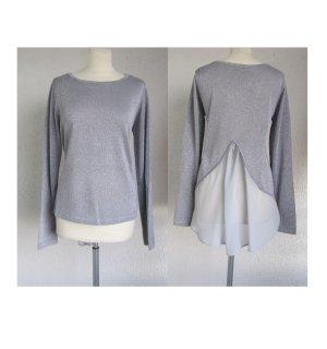 Pullover mit Bluseneinsatz von Bodyflirt in Gr. 36/38