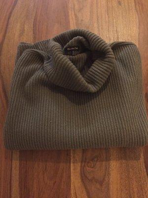 Pullover mit Cape-Schnitt