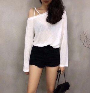 Pullover mit Design wie neu aus Korea
