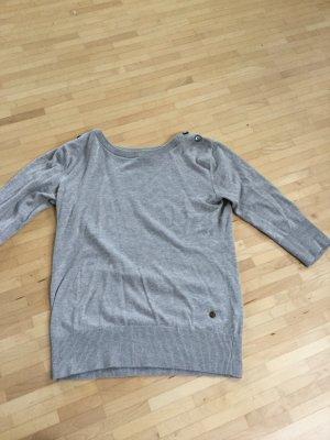 Pullover mit Dreiviertelärmel und Knöpfen von Armed Angels