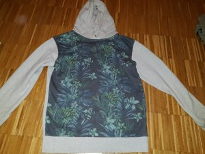 Fishbone Sweater lichtgrijs