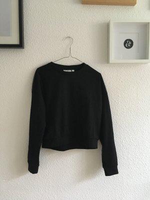 Pullover mit feinem Netzüberzug
