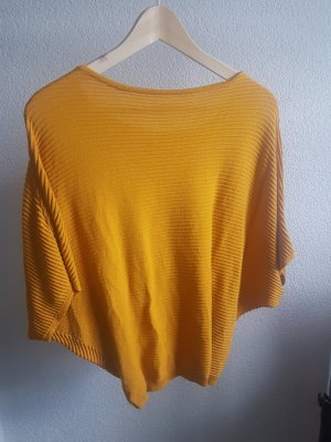 Orsay Short Sleeve Sweater dark orange